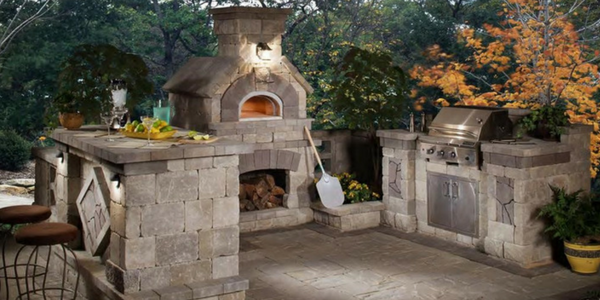 Belgard Harmony Fireplaces