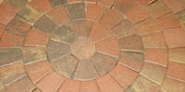 Bella Circle Kit Pavers