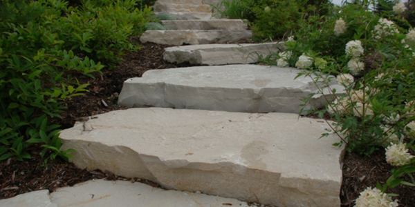 Eden Outcropping Steps