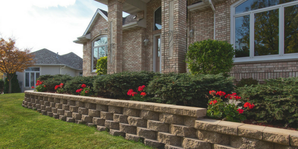 Rockwood Country Stone Wall