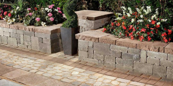 Techo-Bloc Manchester Wall